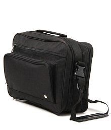 WalletsnBags Compact Black Travel Bag
