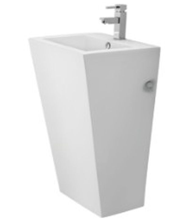 Cera One Piece Wash Basin Charles