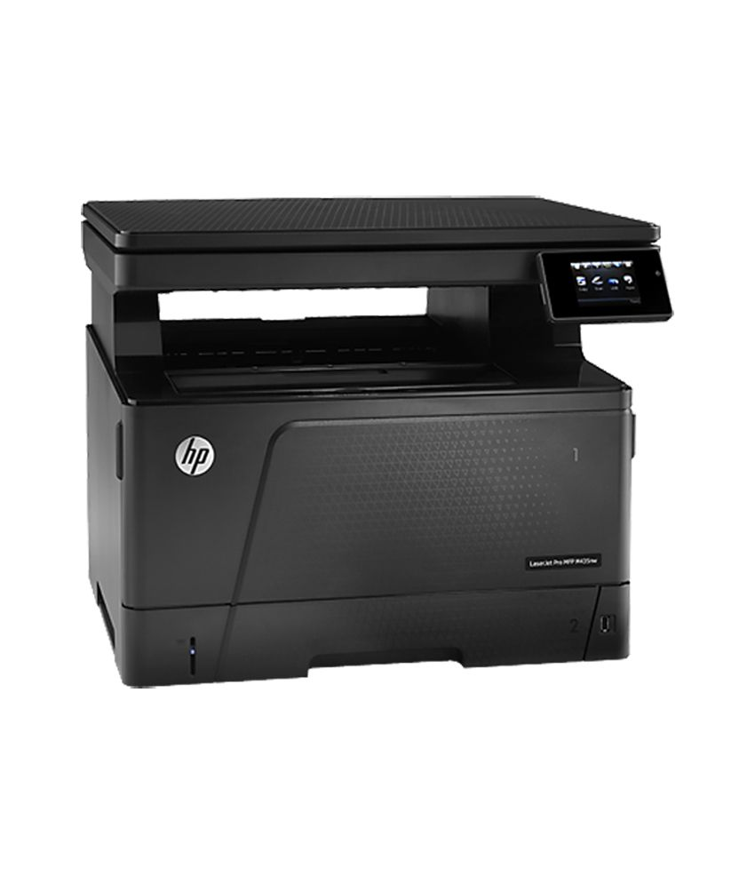 Hp m750 color printing cost per page - Hp Laserjet Pro M435nw A3 Multifunction Printer