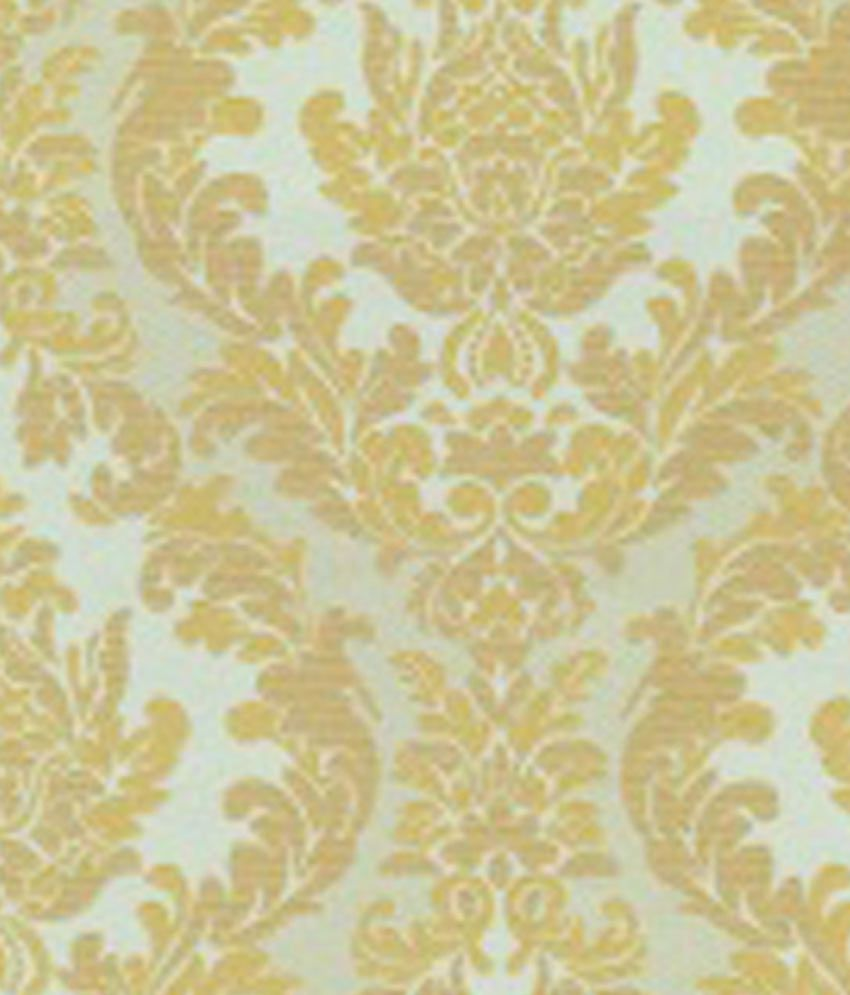 Daffodil Golden Wallpaper 57 Sq Feet