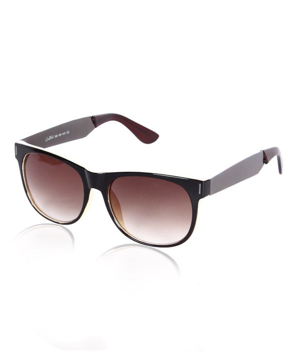 Joe Black Wayfarer Jb-228-C3 Unisex Sunglasses