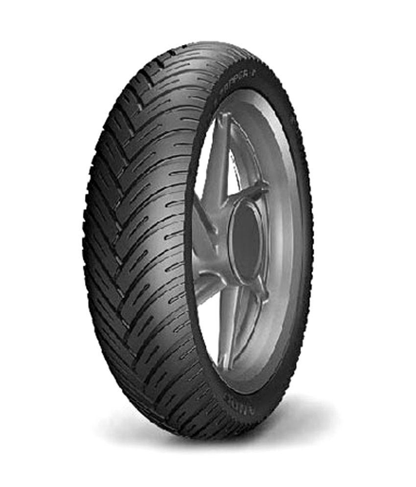 Mrf 2 Wheeler Tyres Zapper C 120 80 R17 61p Tubeless Buy