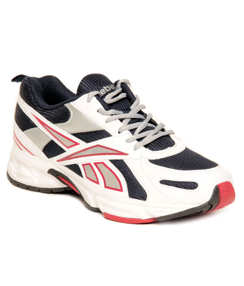 83058a28a79 Reebok Acciomax III Lp White   Blue Running Shoes - Buy Reebok Acciomax III Lp  White   Blue Running Shoes Online at Best Prices in India on Snapdeal