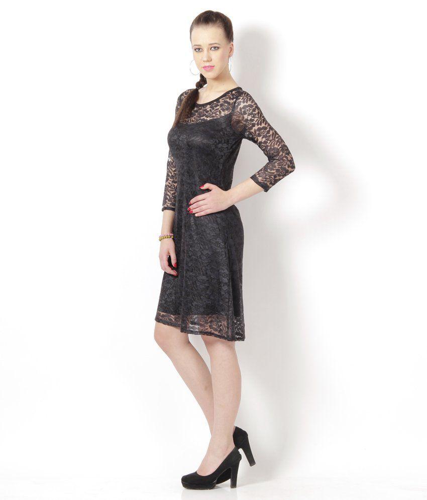At499 Black Net Dresses Buy At499 Black Net Dresses line at Best