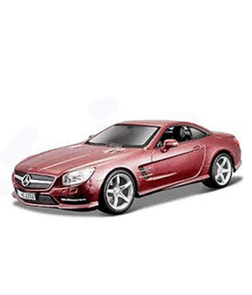 Bburago Mercedes Benz Sl500 1 24 Scale Diecast Model Car