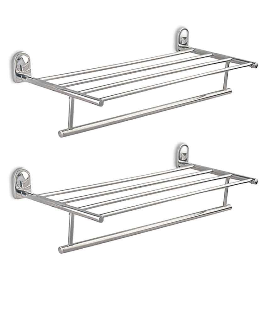 buy doyours dy stainless steel towel rack online at low price  - doyours dy stainless steel towel rack