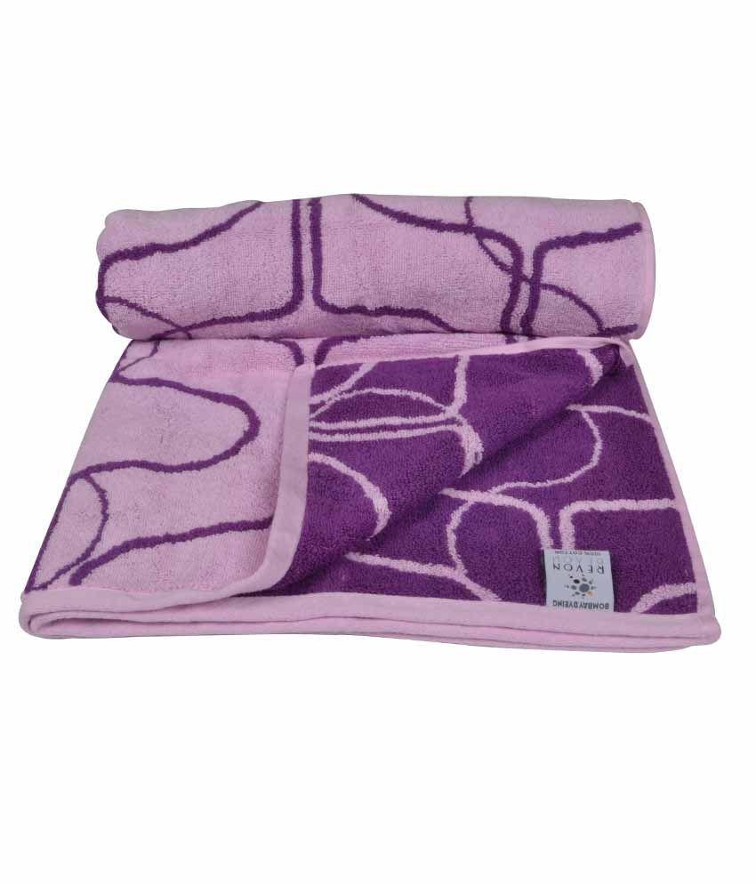 Bombay dyeing bath towels