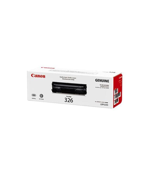 Canon Cartridge 326 LBP 6200D