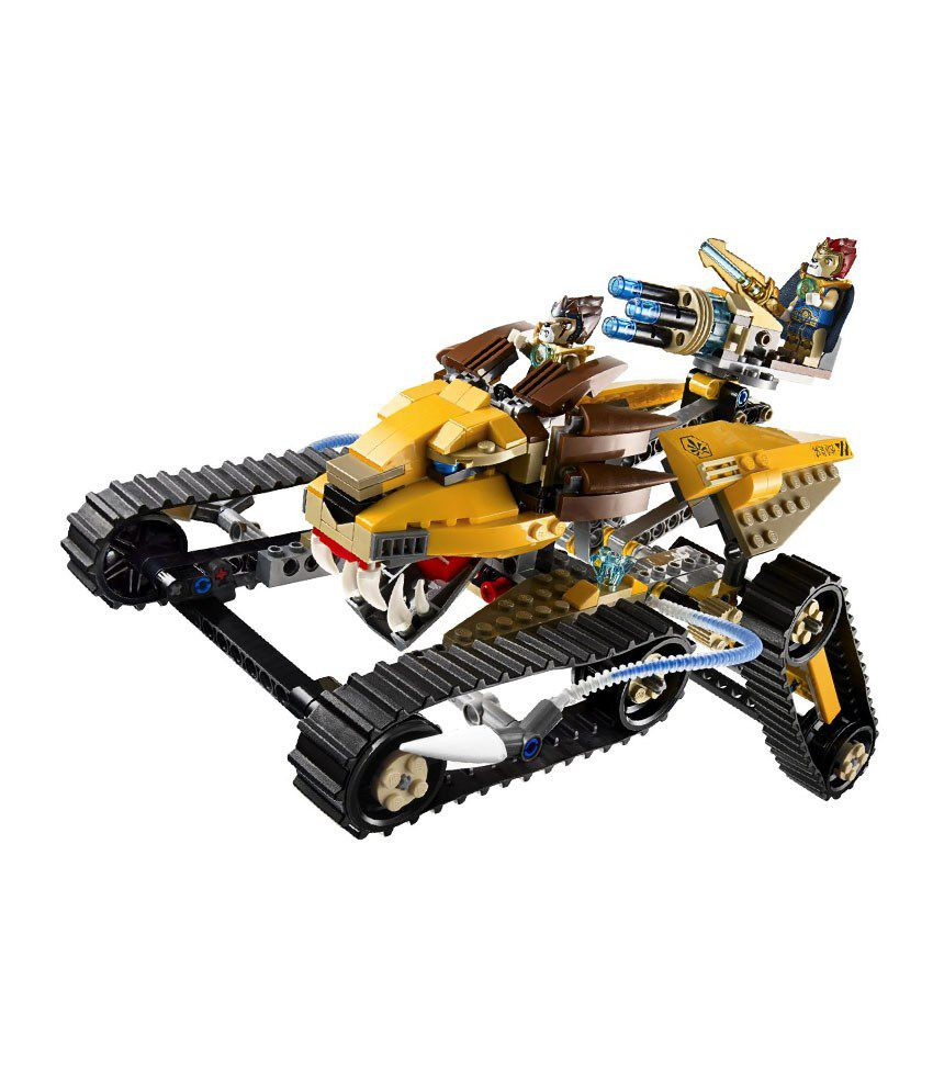 LEGO Chima Laval Royal Fighter - Buy LEGO Chima Laval Royal Fighter Online at Low Price - Snapdeal