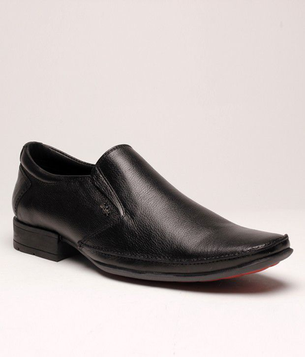 8e03b9d16c Lee Cooper Black Formal Shoes Price in India- Buy Lee Cooper Black Formal  Shoes Online at Snapdeal
