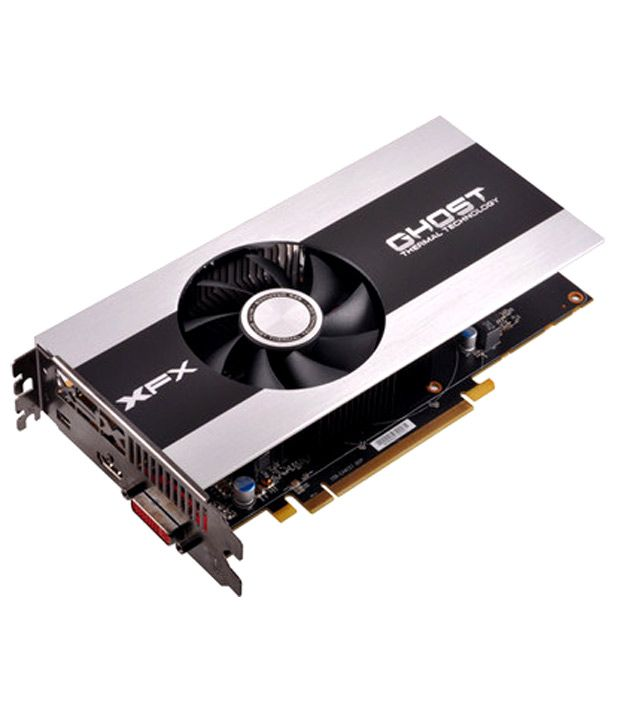 XFX R 7770 1GB DDR5 AMD Radeon Graphics Card - Buy XFX R ...