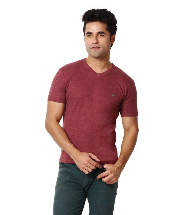 Zion Men's Exclusive Rust T-Shirt