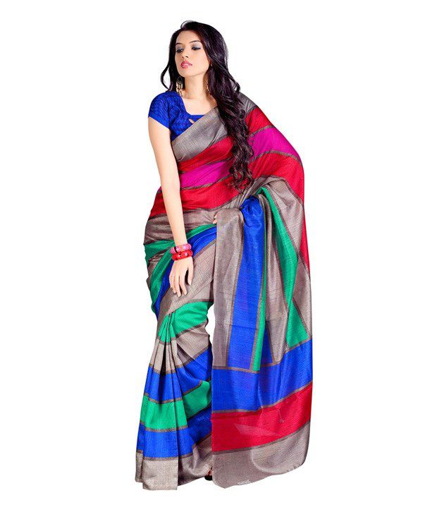 how to wear saree perfectly images