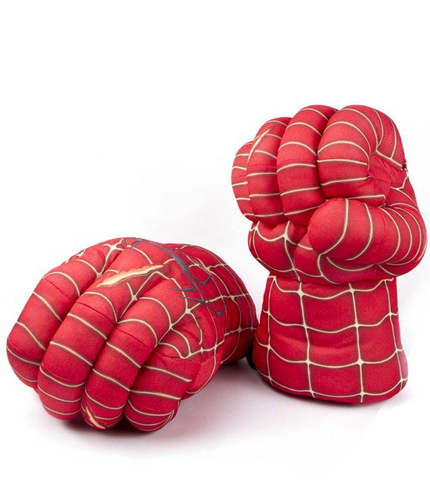 Fingerless gloves asda -  Spiderman Web Gloves Gloves