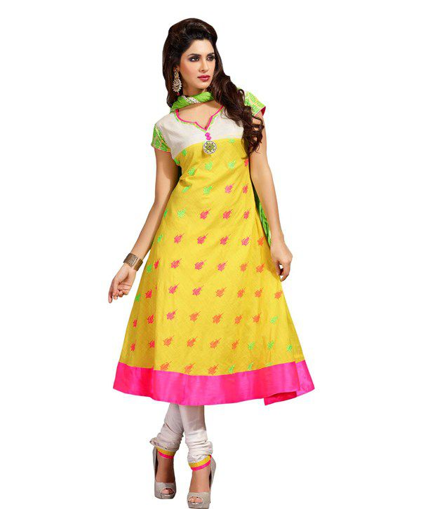 7e6540ad80 Payal Enterprise Yellow Umbrella Flair Suit - Buy Payal Enterprise Yellow  Umbrella Flair Suit Online at Low Price - Snapdeal.com