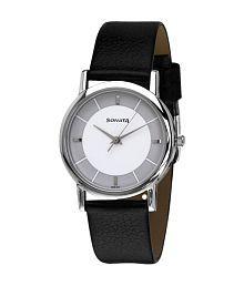 Sonata 7987Sl01 Men'S Watch