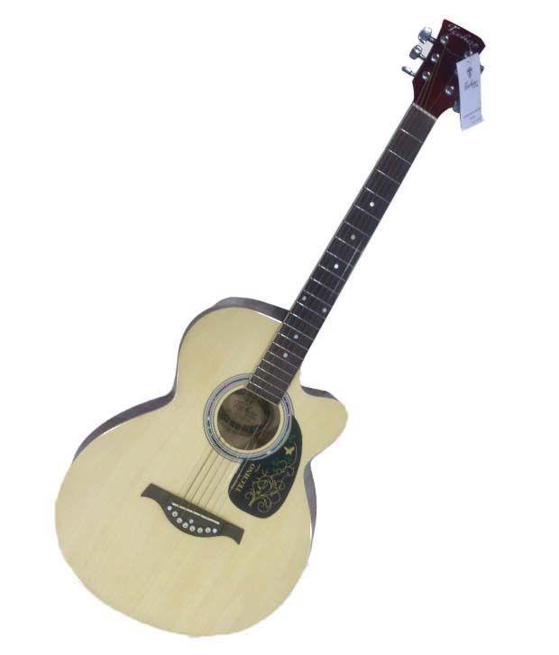 Techno Medium Size Acoustic Guitar 39