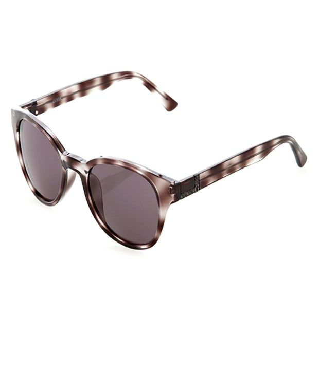 Guess Cat Eye Gu6699-Gry-3-51 Women Sunglasses