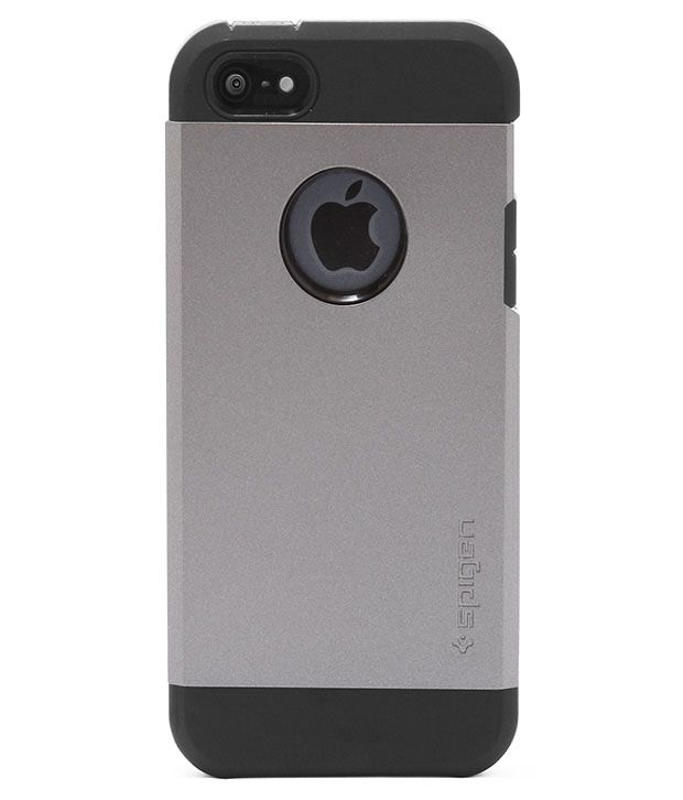 spigen tough armor iphone 5s spigen sgp tough armor back cover for apple iphone 5 18029