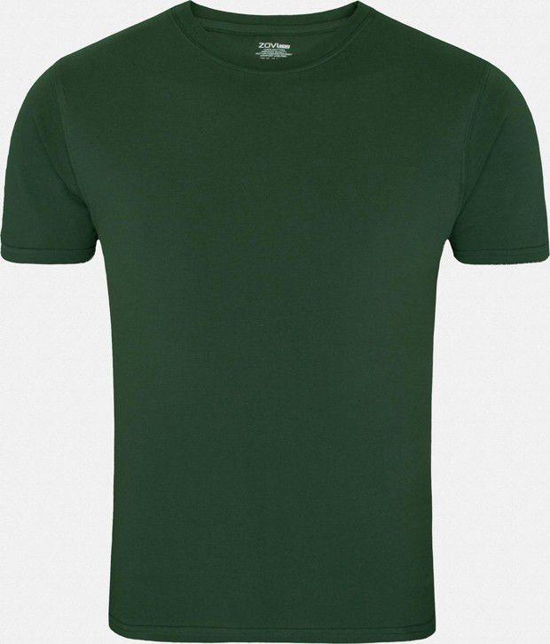Zovi Exquisite Green T Shirt