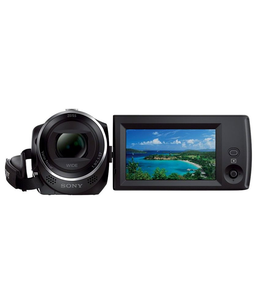 Sony HDR-CX405 Handycam Review - Pros, Cons and Verdict