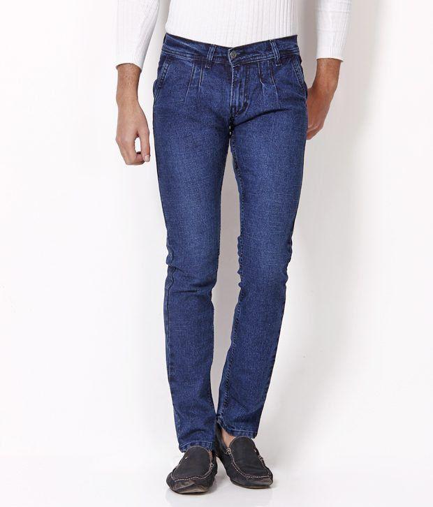 HDI Midnight Blue Basic Jeans