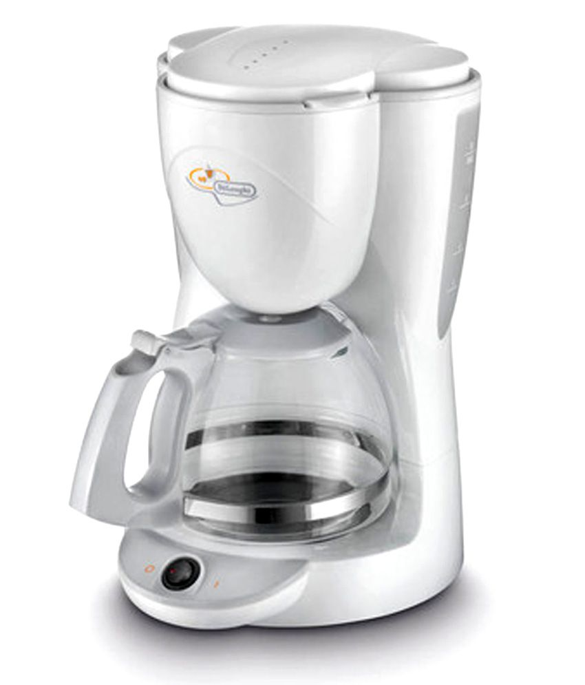 60 Cup Coffee Maker Delonghi : Delonghi ICM 210.BK Best Price in India on 6th February 2018 - DealTuno