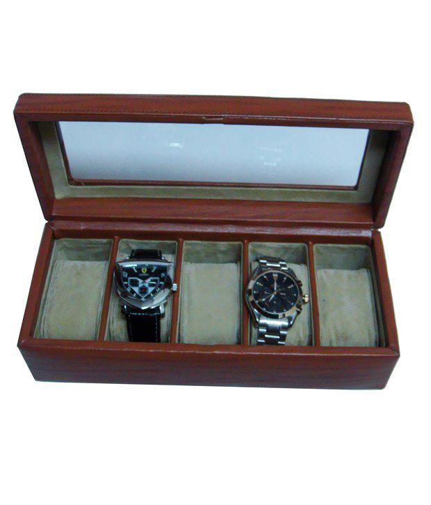 Essart WK002-Tan Watch Case
