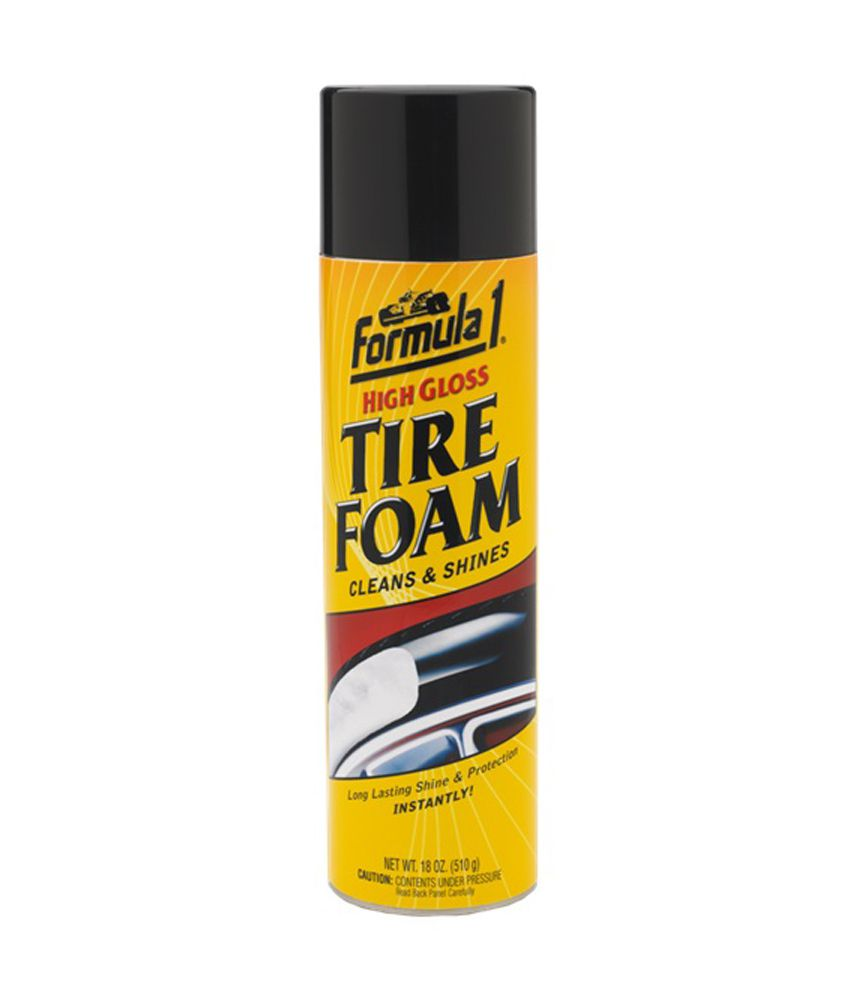 formula 1 tire foam 510g buy formula 1 tire foam 510g online at low price in india on snapdeal. Black Bedroom Furniture Sets. Home Design Ideas