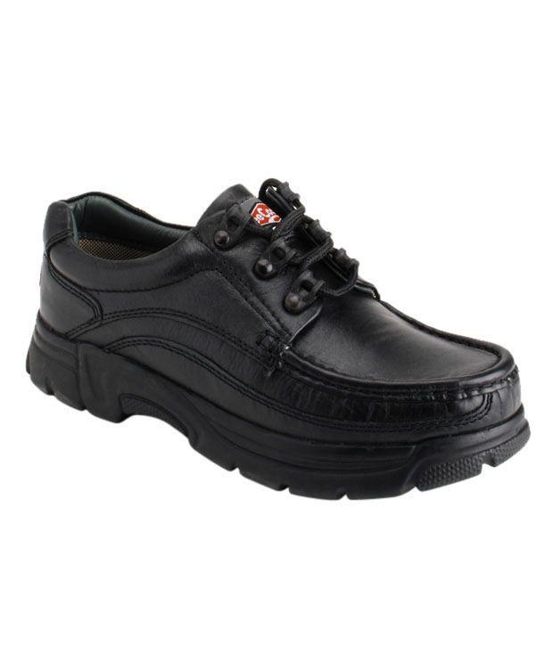 Lee Cooper Sturdy Black Shoes