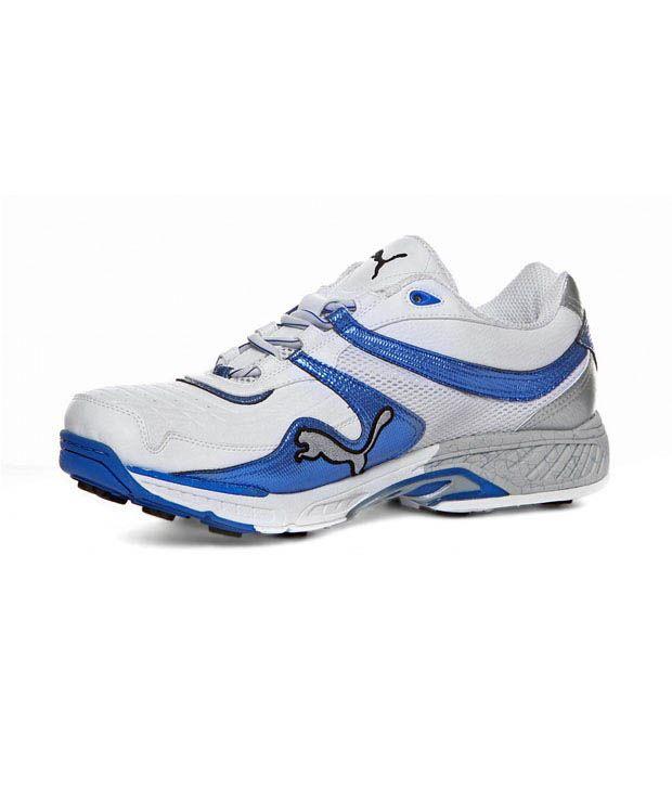 Puma Iridium II Rubber Cricket Shoes
