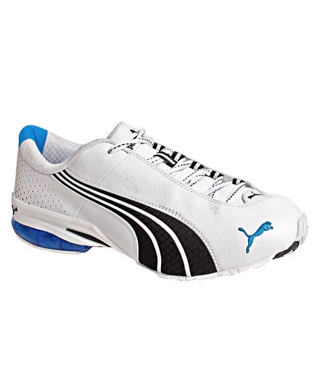 Puma Jago Ripstop White   Black Sports Shoes - Buy Puma Jago Ripstop White    Black Sports Shoes Online at Best Prices in India on Snapdeal b8e8ce0a1