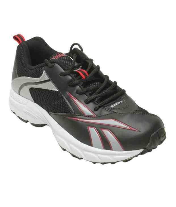 Reebok Black Absolute Speed Sports Shoes