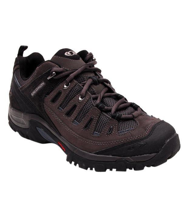 Salomon Exit 2 Aero Black & Brown Shoes