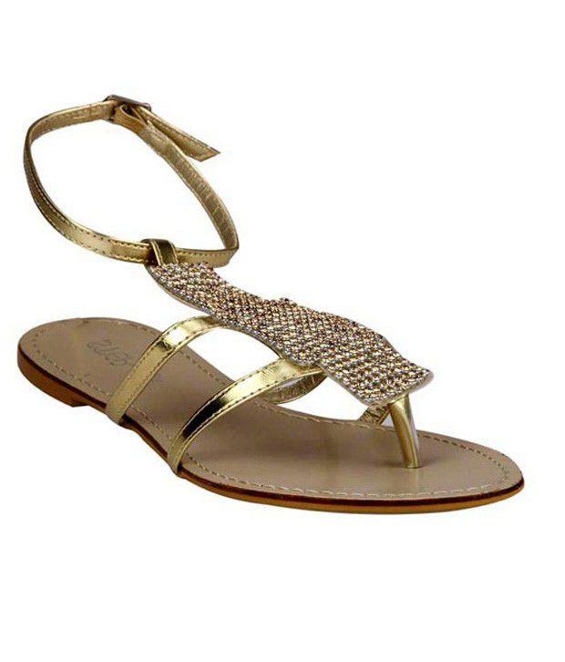 Steppings Golden Stones Sandals