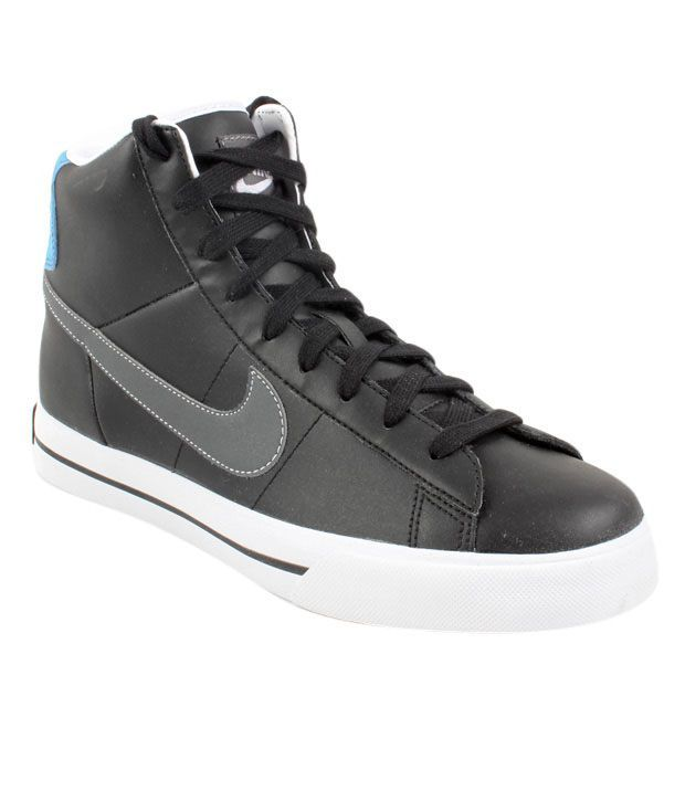 Nike Lively Black & Grey Casual Sneakers