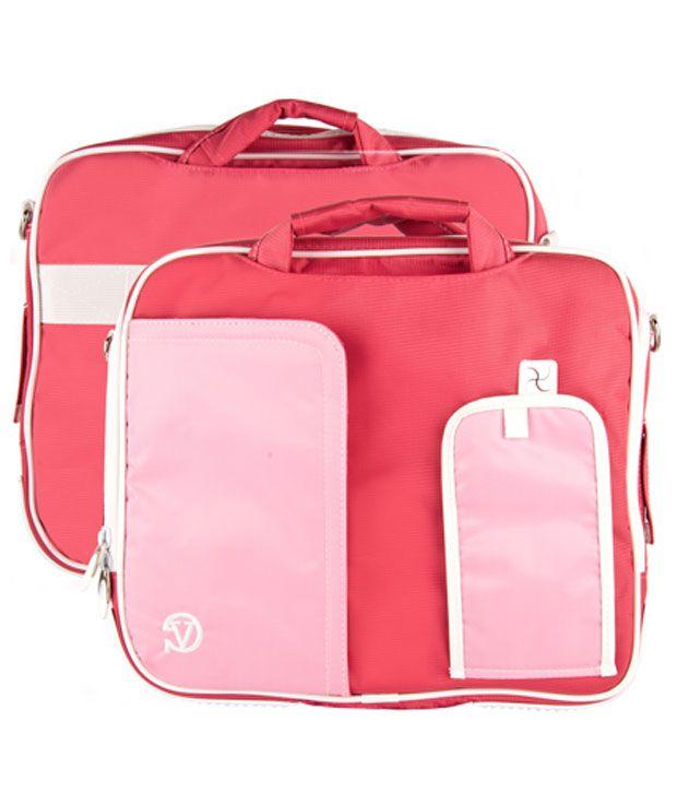Pink and White VanGoody Pindar Laptop Case for HP Split 13-m008TU X2/m009TU X2 Laptop