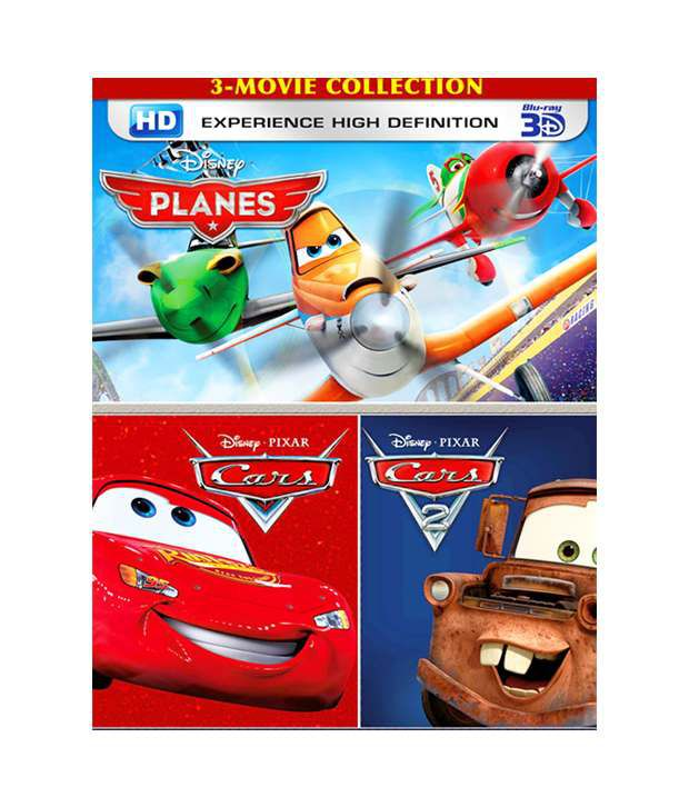 Cars  Blu Ray Review