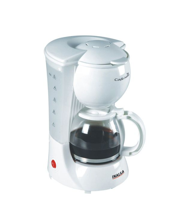Inalsa Coffee Maker How To Use : Inalsa Coffee Maker Cafemax Price in India - Buy Inalsa ...