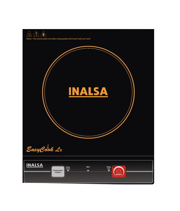 Inalsa Easy Cook Lx Induction  Cooker