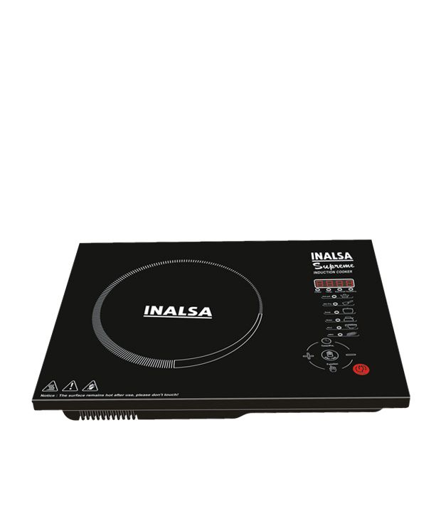 Inalsa Induction Cooker Supreme