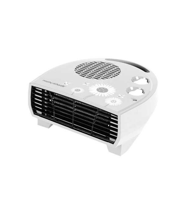 Morphy Richards Electric Fan Heater Daisy Buy Morphy Richards