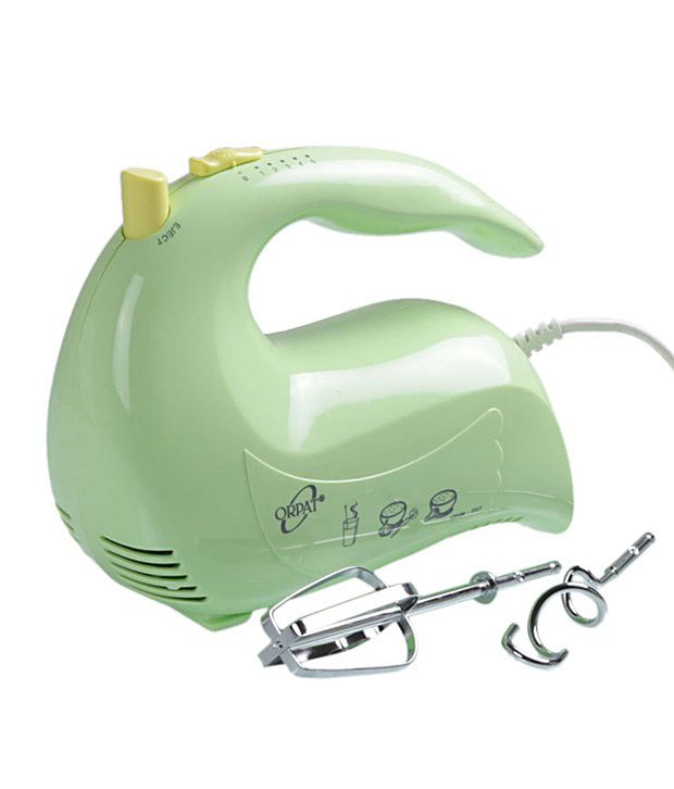 Orpat OHM-207 Hand Blender Green