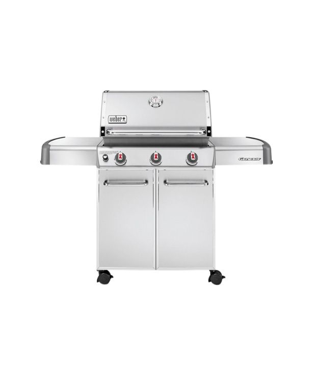 Weber Gas Grill Genesis S 310 Price In India Online On Snapdeal