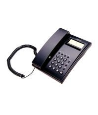 Beetel M51 Corded Landline Phone (Black)