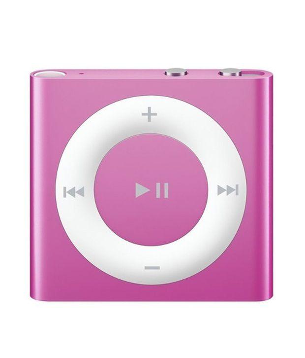 apple ipod shuffle 4th generation 2 gb pink buy mp3. Black Bedroom Furniture Sets. Home Design Ideas
