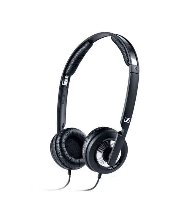 Sennheiser PXC 250 II Over Ear Headphone Without Mic