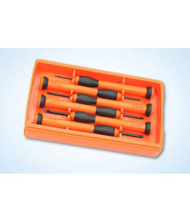 Taparia PSFP6 6 Piece Precision Screwdriver Set Image