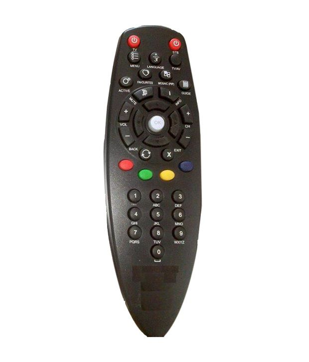 Videocon-D2H Set Top Box Remote