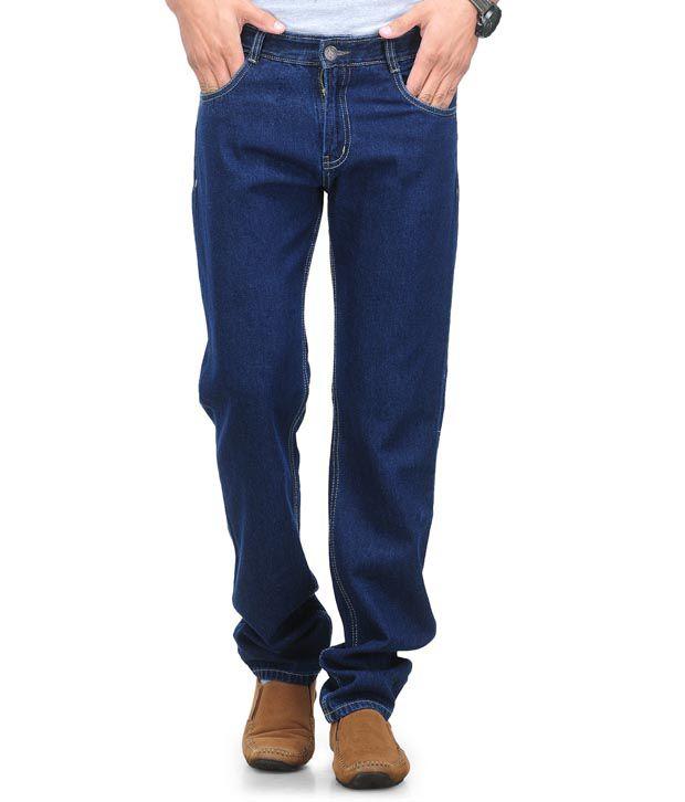Phoenix Medium Blue Basics Jeans
